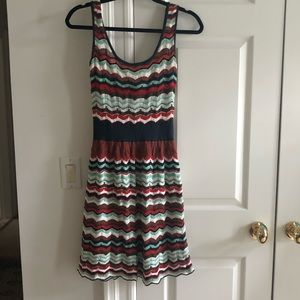 M by Missoni Dresses - 🌹M Missoni Dress With Slip Great Condition🌹